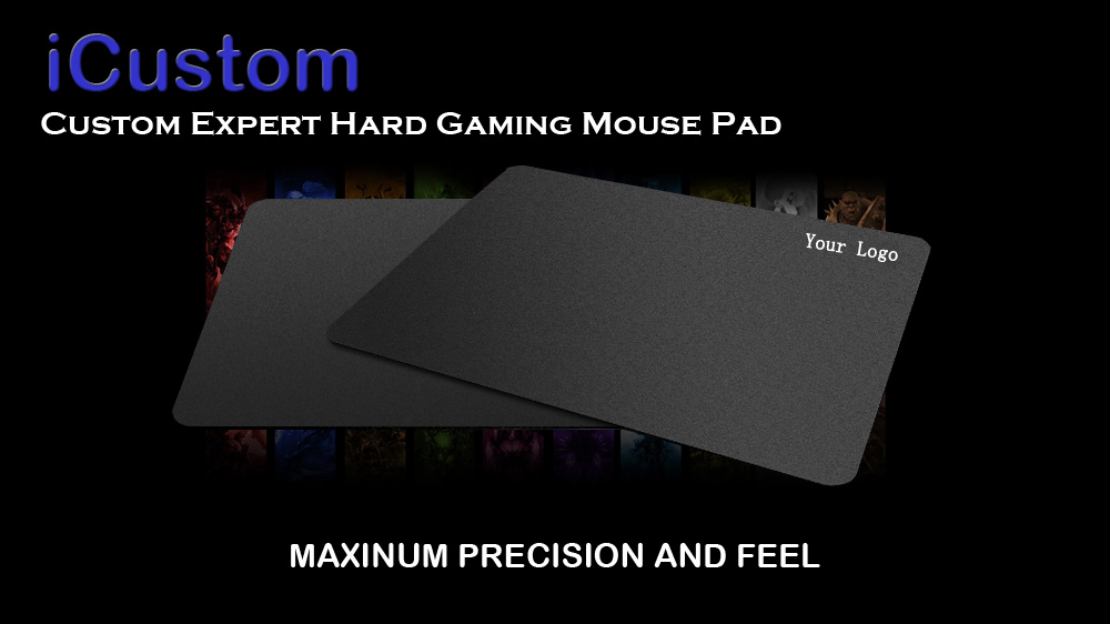 custom expert hard gaming mouse pad 01