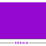 Large purple mousepad, size 500mm by 300mm