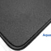 Aqua control gaming mouse pad surface