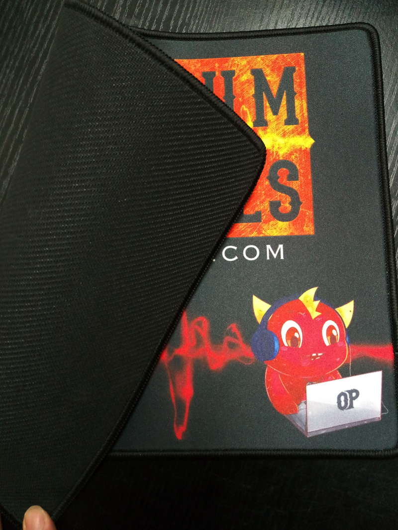 show Custom mouse pads quality for opium pulses