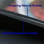 difference of Neoprene rubber and natural rubber
