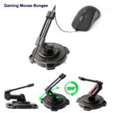 New PRO gaming mouse bungee with more flexible