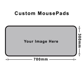 700x300 custom mouse pads bulk