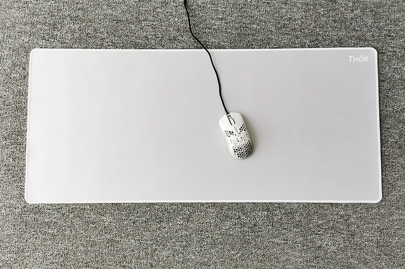 Thor XXL with white Hati mouse