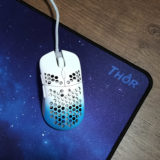 galaxy Thor mouse pad