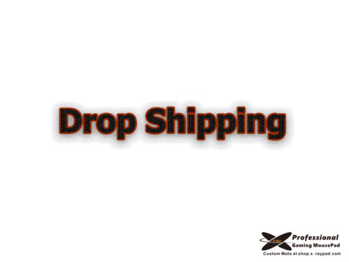 Drop shipping item for custom mousepad