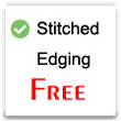 Stitched Edging Free
