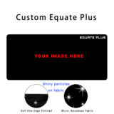 custom equate plus gaming mouse pad